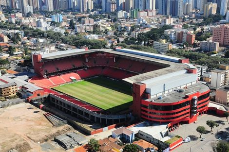 Arena da Baixada - Curitiba