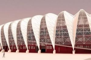 Estadio Beira-Rio - Porto Alegre