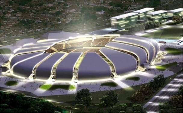 Estadio das Dunas Natal